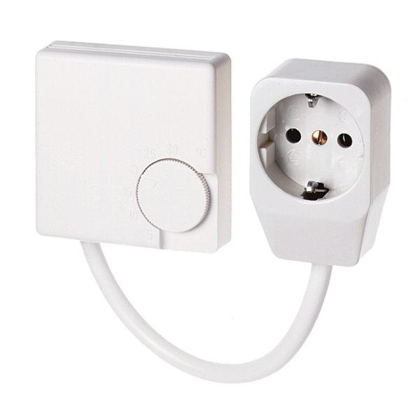 steckerthermostat zwischenstecker 1 8m kabel 230v 16a 5. Black Bedroom Furniture Sets. Home Design Ideas