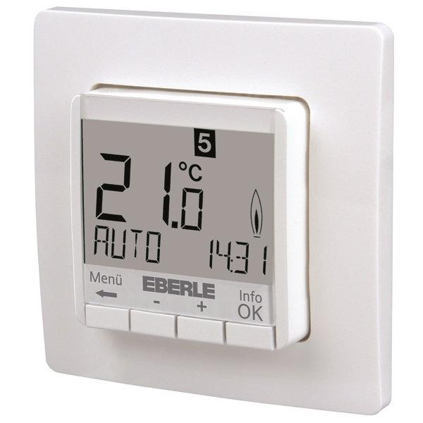 eberle raumtemperaturregler fit 3r unterputz raumthermostat f r fu bodenheizung ebay. Black Bedroom Furniture Sets. Home Design Ideas